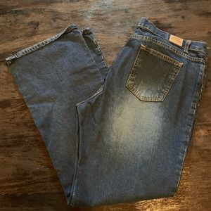 Old Navy Blue Jeans Flare Size 18R